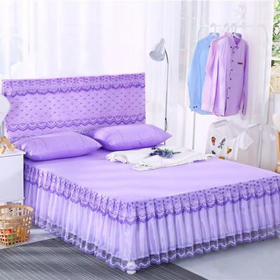2019新款单品枕套-北欧风情 48cmX74cm 北欧风情(紫色)