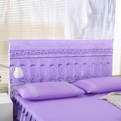 2019新款单品枕套-绽放 48cmX74cm 绽放-紫色