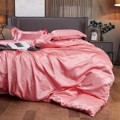 2020夏季新款-水洗冰丝真丝单床单 可供跨境亚马逊等 170cmx230cm 玉色