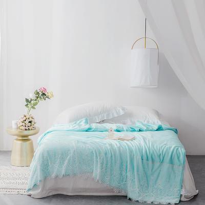 方回家居  2018新品60S--天丝夏被系列-雅·韵 200X230cm 蓝