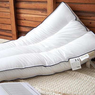 方回家居   2018新品三分区立体护颈枕 三分区立体护颈枕