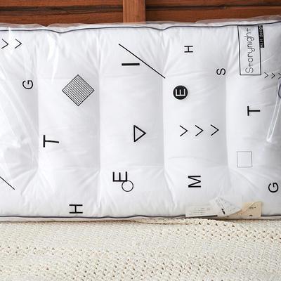 方回家居   2018新品五分区立体护颈枕 五分区立体护颈枕