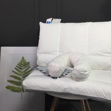 2019新款六分区乳胶理疗枕