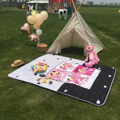 2018新款-野餐垫 140*200 表情豹