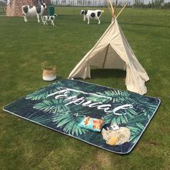 2018新款-野餐垫 140*200 潮款叶子