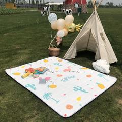 2018新款-野餐垫 140*200 甜甜圈火鸟