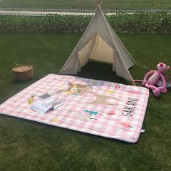 2018新款-野餐垫 140*200 小鹿