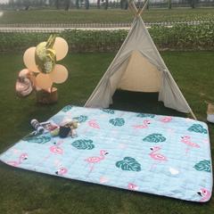 2018新款-野餐垫 140*200 叶子火鸟