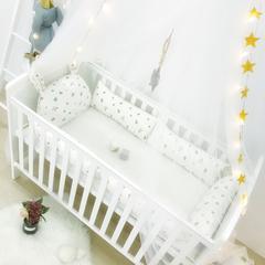 2018新款-婴儿床围系列 60*25cm 小木马 套餐一
