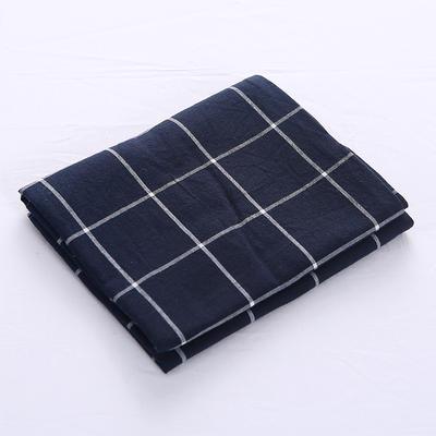 全棉水洗棉四件套单品枕套 普通款 74*48/只 暖冬格