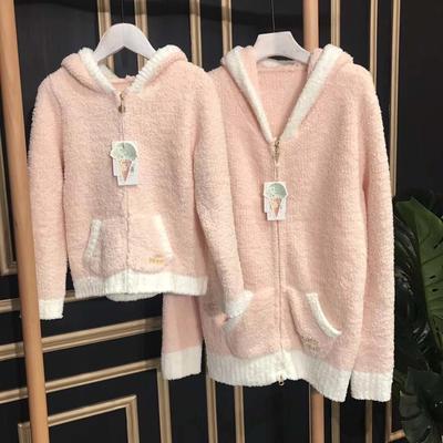 亲子款兔子套装(成人款) 均码 粉色