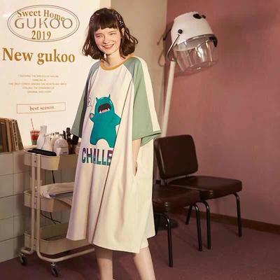 2019新款-怪兽裙 均码 怪兽裙