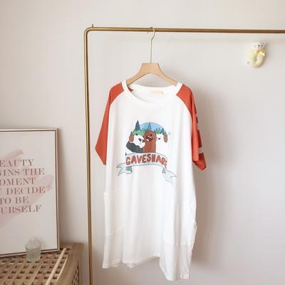 2019新款-三只熊裙 均码 三只熊裙