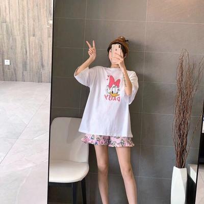 2019新款-唐老鸭+黛西(黛西套装) 均码 黛西套装