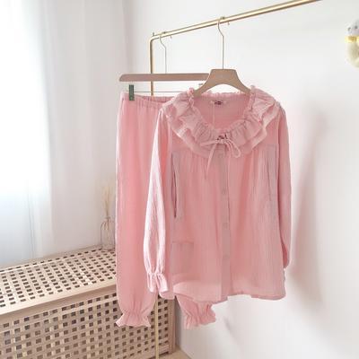 2019新款-月子服 XL 粉色