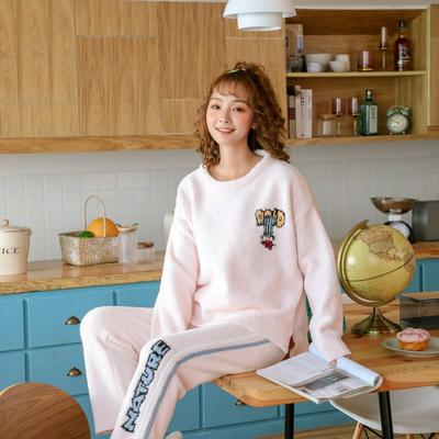 2019新款-小厨师软绵绵 均码 粉色