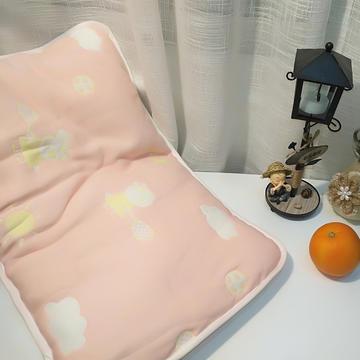 2018新款六层纱棉花枕