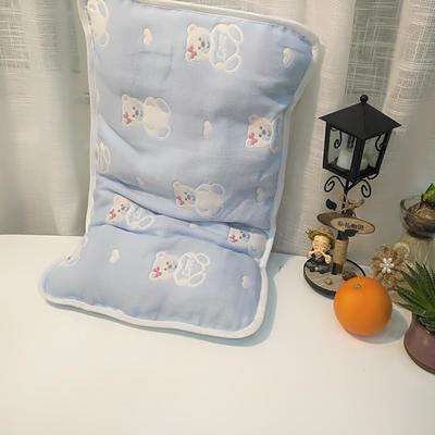 2018新款六层纱棉花枕 14(33*55)