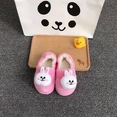 拖鞋系列 13/14码(底长13.5-14.0cm 粉色
