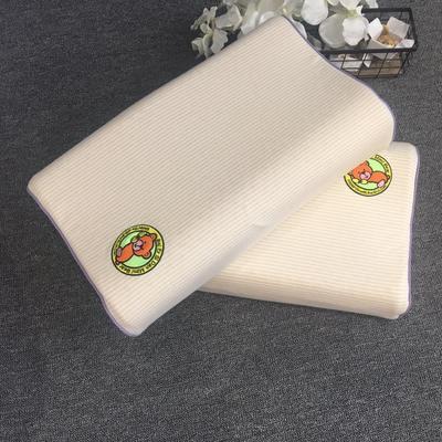 枕芯儿童枕头系列 儿童乳胶枕彩棉系列 彩棉儿童乳胶枕(30*50cm) 彩棉儿童乳胶枕