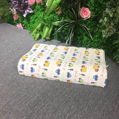 枕芯儿童乳胶枕-30*50*7/9cm 汽车