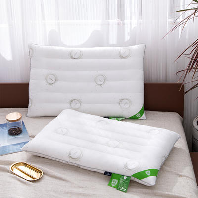 2019新款防霉抗菌枕(48*74) 低枕