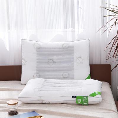2019新款防霉抗菌枕(48*74) 硬枕