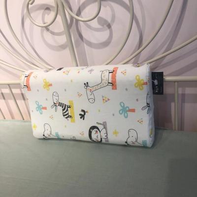 2019新款儿童乳胶枕 猫咪(27*44)