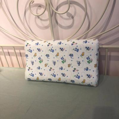 2019新款儿童乳胶枕 happy熊(30*50)