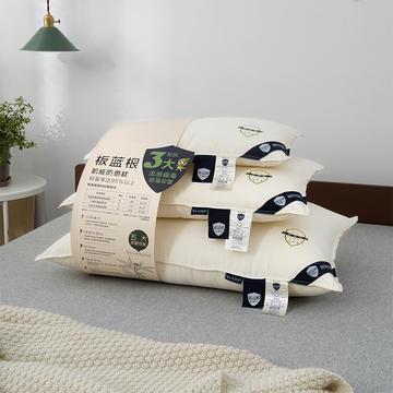 2020新款板蓝根机能防感枕头枕芯亲子款