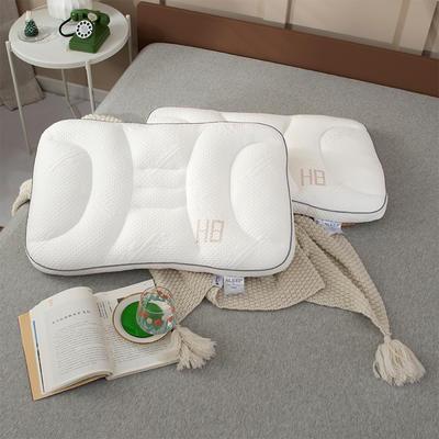 2020新款睡美人H8羽丝绒枕头枕芯 48*74cm白色/只