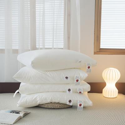 2020新款 平成西川 出口日本枕头 无荧光 无甲醛A类枕芯 原单 48*74cm低枕