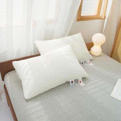 2020新款 平成西川 出口日本枕头 无荧光 无甲醛A类枕芯 原单 48*74cm中枕