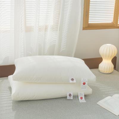 2020新款 平成西川 出口日本枕头 无荧光 无甲醛A类枕芯 原单 48*74cm高枕