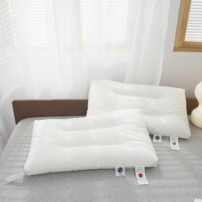 2020新款 平成西川 出口日本枕头 无荧光 无甲醛A类枕芯 原单 48*74cm水洗枕