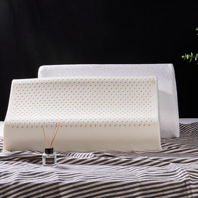 2020新款乳胶枕-枕头枕芯 波浪枕