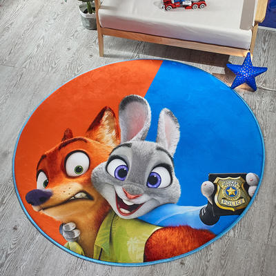 迪士尼地垫 圆形 直径1.55圆 2