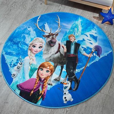 迪士尼地垫 圆形 直径1.55圆 5