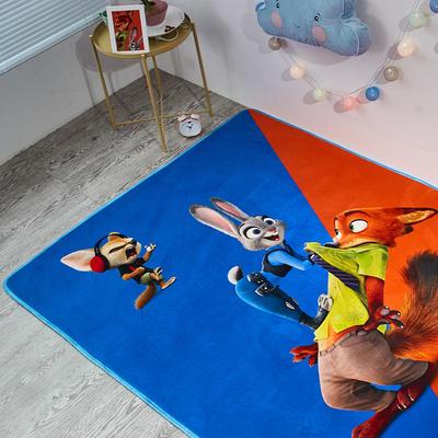 迪士尼地垫 长方形 0.8*1.4 1