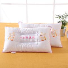 (总)明星枕业 儿童卡通小孩决明子枕芯枕头 小白兔