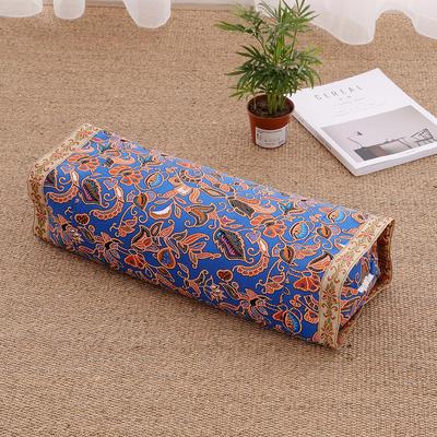 荞麦枕 老粗布全棉荞麦枕芯 枕头-可调节高度 墨染年华