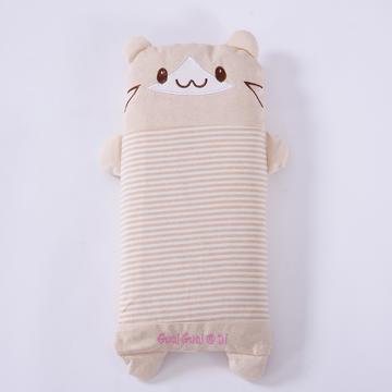彩棉儿童荞麦枕(萌小熊)