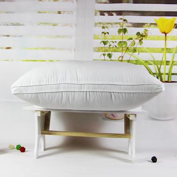 明星枕业 枕芯枕头 立体羽绒枕