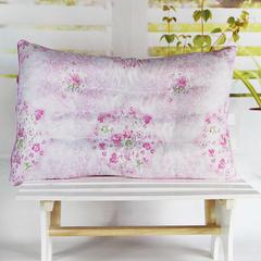 明星枕业 高弹珍珠棉定位枕 跑量款特价 花粉世家
