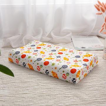 明星枕业-2018新款-泰国天然儿童乳胶枕