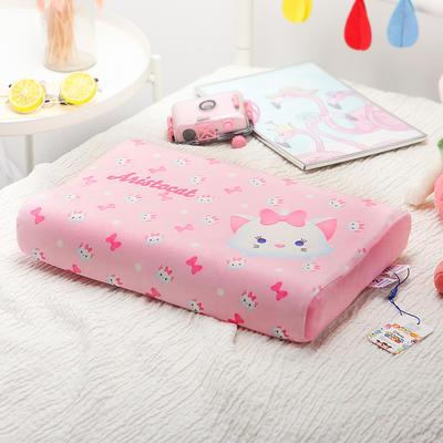 明星枕业-正版官方授权迪士尼乳胶 大号玛丽猫