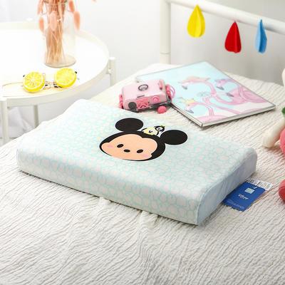 明星枕业-正版官方授权迪士尼乳胶 小号米奇