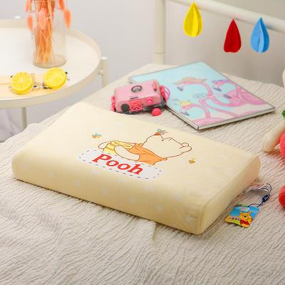 明星枕业-正版官方授权迪士尼乳胶 大号维尼熊