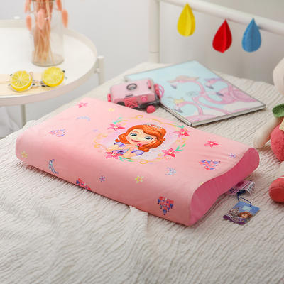 明星枕业-正版官方授权迪士尼乳胶 小号苏菲亚