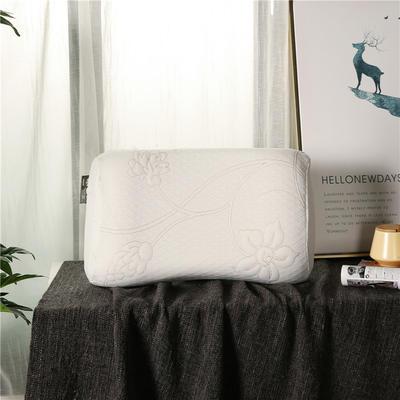 2018新款-女士乳胶平滑枕(58*38*11) 女士乳胶平滑枕